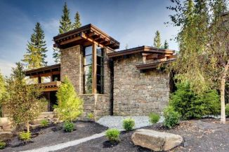 25+ Buying Contemporary Mountain Home 86