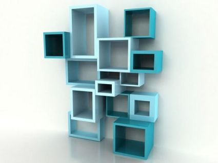 The New Fuss About Unique Bookshelves 28