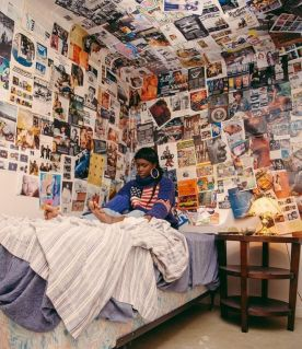 The One Thing To Do For Art Hoe Aesthetic Bedrooms 46