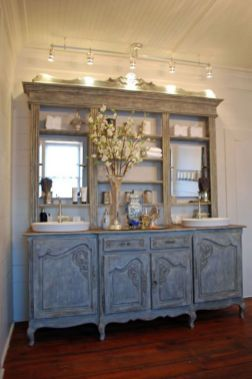 The Secret To French Country Bathroom 57