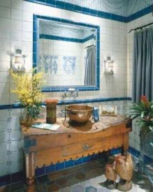 The Secret To French Country Bathroom 71