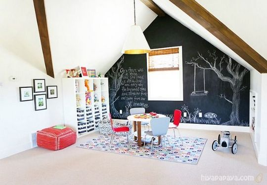 A Secret Weapon For Attic Playroom 234