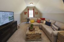 The Definitive Strategy For Attic Living Room Ideas 100
