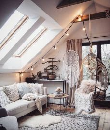The Definitive Strategy For Attic Living Room Ideas 67