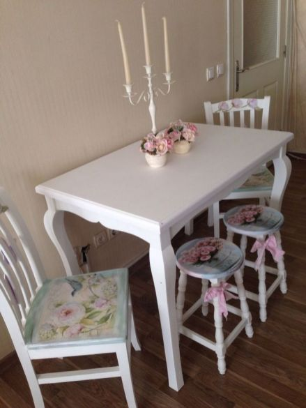 35+ If You Read Nothing Else Today, Read This Report On Shabby Chic Dining Room 94