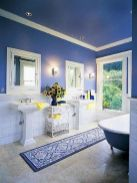 35+ The Appeal Of Yellow Bathroom Decor 324