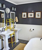 35+ The Appeal Of Yellow Bathroom Decor 70