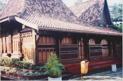 35+ The Hidden Treasure Of Joglo House Yogyakarta 155