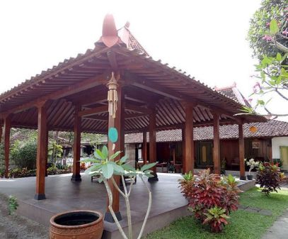 35+ The Hidden Treasure Of Joglo House Yogyakarta 227