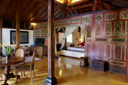 35+ The Hidden Treasure Of Joglo House Yogyakarta 229