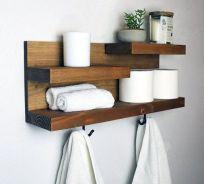36+ Floating Shelves For Bathroom Reviews & Guide 12