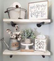 36+ Floating Shelves For Bathroom Reviews & Guide 128