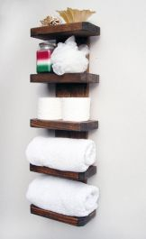 36+ Floating Shelves For Bathroom Reviews & Guide 132