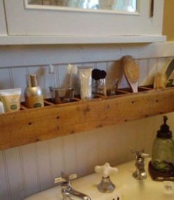 36+ Floating Shelves For Bathroom Reviews & Guide 133
