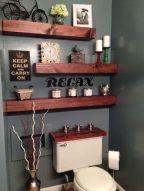 36+ Floating Shelves For Bathroom Reviews & Guide 136