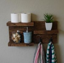 36+ Floating Shelves For Bathroom Reviews & Guide 160
