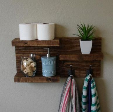 36+ Floating Shelves For Bathroom Reviews & Guide 160