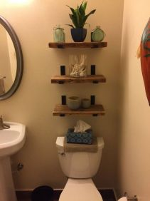 36+ Floating Shelves For Bathroom Reviews & Guide 279