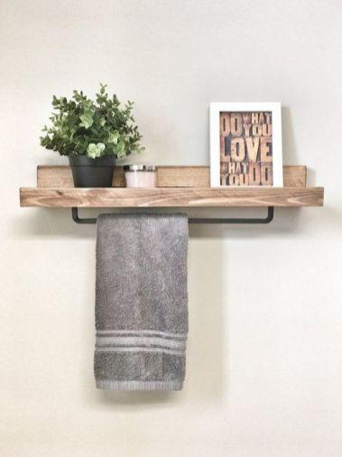 36+ Floating Shelves For Bathroom Reviews & Guide 48