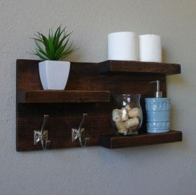 36+ Floating Shelves For Bathroom Reviews & Guide 72