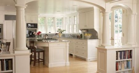 38+ A Fool's Guide To Load Bearing Wall Ideas Kitchen Revealed 140