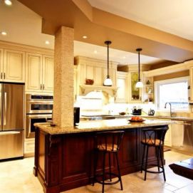 38+ A Fool's Guide To Load Bearing Wall Ideas Kitchen Revealed 269