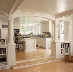 38+ A Fool's Guide To Load Bearing Wall Ideas Kitchen Revealed 297