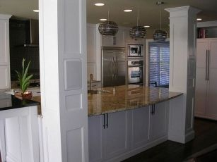 38+ A Fool's Guide To Load Bearing Wall Ideas Kitchen Revealed 80