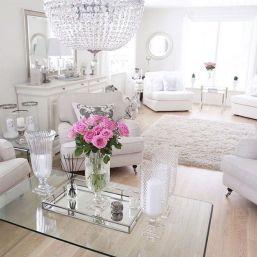 38+ The Simple Romantic Living Room Trap 228