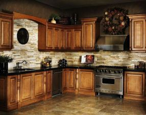 40+ Cherry Wood Kitchen Cabinets Options 176