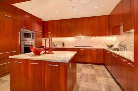 40+ Cherry Wood Kitchen Cabinets Options 230
