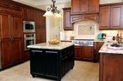 40+ Cherry Wood Kitchen Cabinets Options 26