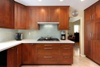 40+ Cherry Wood Kitchen Cabinets Options 297