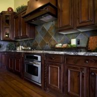 40+ Cherry Wood Kitchen Cabinets Options 300
