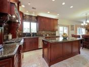 40+ Cherry Wood Kitchen Cabinets Options 315