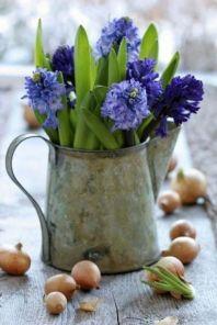 40+ Farmhouse Floral Arrangement , Ideas 123
