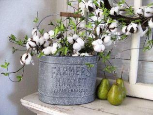 40+ Farmhouse Floral Arrangement , Ideas 136
