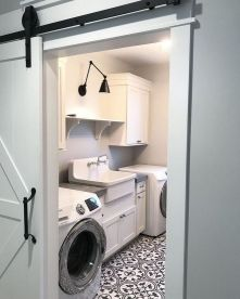 40+ Kids, Work And Laundry Room Door 206