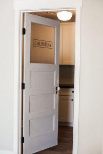 40+ Kids, Work And Laundry Room Door 47