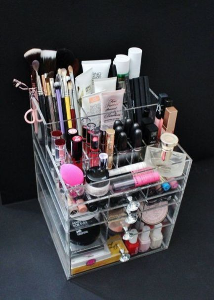 40+ Secret Shortcuts To Makeup Organization Only The Pros Know 196