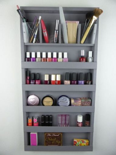 40+ Secret Shortcuts To Makeup Organization Only The Pros Know 30