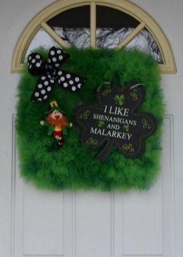 40+ Startling Information Regarding Leprechaun Decoration Front Doors Exposed 173