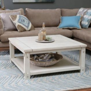 40+ Surprising Facts About Farmhouse Coffee Table Decor Uncov 160