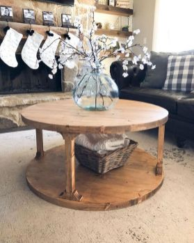 40+ Surprising Facts About Farmhouse Coffee Table Decor Uncov 18