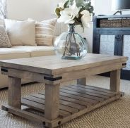 40+ Surprising Facts About Farmhouse Coffee Table Decor Uncov 38