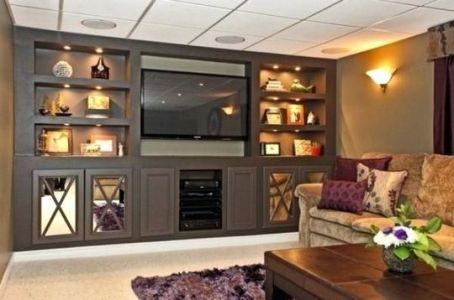 40+ What You Need To Do About Wall Unit Ideas Living Room 130