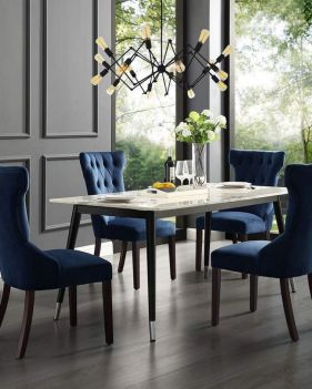 35+ Hendrix Dining Chair Damask Features 107