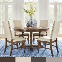 35+ Hendrix Dining Chair Damask Features 145