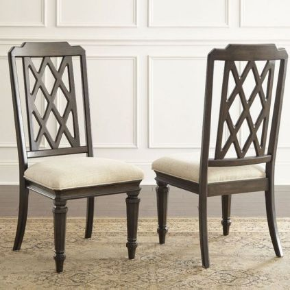 35+ Hendrix Dining Chair Damask Features 162