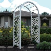35+ Top Guide Of Metal Garden Arbor Trellis With Gate Scroll Design Arch Climbing Plants 97